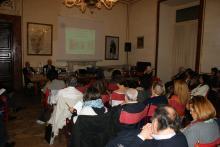 25ennale presso l'Istituto Italiano per gli Studi Filosofici, aprile 2013