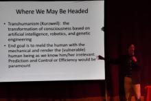 Kurt Schneider al II World Congress of Existential Therapy, Buenos Aires, 2019