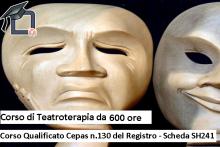 Corso Artedo di Teatroterapia da 600 ore