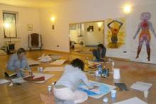 Laboratorio di Arteterapia presso la Scuola Artedo di Verona