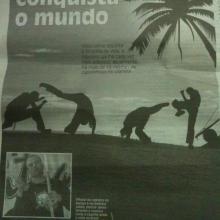 Reportage sul lavoro svolto dall'A.S.D. RItual Capoeira in Brasile