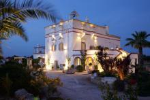 Speak location: Masseria Montenapoleone - Puglia