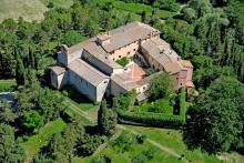 Speak location: Abbazia di Spineto - Toscana