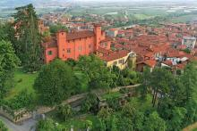 SPEAK Location: Castello Rosso - Piemonte