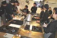 Corso Aiuto Cuoco