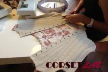 il corsetto del 1700