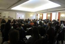 2012 Caserta Rorschach & Criminologia: seminario il Figlicidio al maschile e al femminile analisi di casi