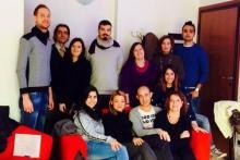 2014 Cesena Partenza del Corso annuale Rorschach Clinico e Forense