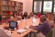 2013 Bologna partenza prima edizione del Corso annuale in Psicodiagnostica Rorschach nei Contesti Clinico e Giuridico Forense
