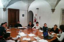 2013 Roma Partenza del Corso Rorschach ed altre Tecniche di Indagine della Personalità negli ambiti Clinico e Forense