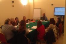2013 Bari partenza prima edizione del Corso di formazione Psicodiagnostica Rorschach ed altre Tecniche di Indagine della Personalità