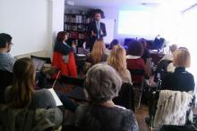 2014 Forlì Partenza del Corso su la Psicodiagnostica attraverso il Minnesota Multiphasic Personality Inventory-2