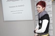 Tiziana De Mario presenta i percorsi formativi di ideatrucco Academy, 2013