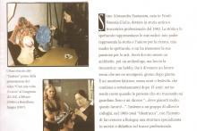 Articolo sul lavoro di Ale Santanera Les Nouvelles Esthetiques 1994