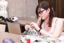 FASHION DESIGN - Studenti al lavoro
