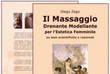 """Il Libro """"Il Massaggio Drenante Modellante per l'Estetica Femminile su basi scientifiche e razionali"""" che spiega nei dettagli il metodo del Massaggio Dea"""