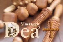 Gli esclusivi strumenti in legno del massaggio Dea+