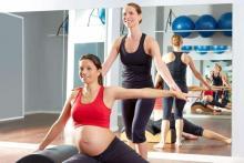 Attività fisica per la gravidanza