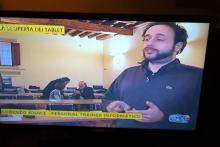 Lezione c/o il Centro Arte e Cultura intervista su RTV38