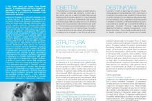 Brochure Corso L'approccio Snoezelen per il benessere della persona con demenza