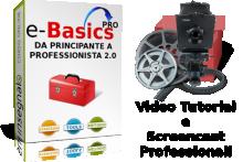 Un corso completo per produrre e distribuire videotutorial, screencast e filmati di qualità professionale