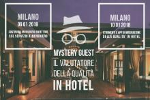 Corso Mystery Guest 2018