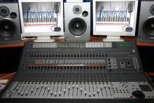 Postazione mixaggio