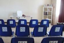 Sala Interna - Ex Scuola Rurale di Genna - Castellana Grotte