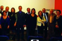 Gruppo Anfe e docenti UPNF