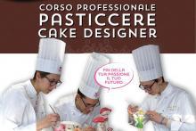 Pasticcere Cake Designer corso professionale Sweetest School Pescara