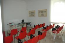 Aula Istituto Beck - Caserta