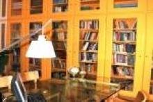 Biblioteca - Istituto A.T. Beck sede di Roma