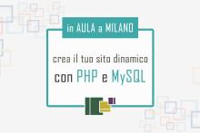 Crea il tuo sito con PHP e MySql