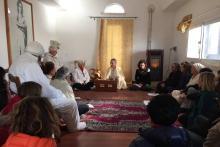 Shihan Fabio Squadrone da insegnamenti sul Gayatri Mantra
