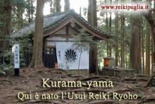 Kurama Yama: qui nasce il Reiki