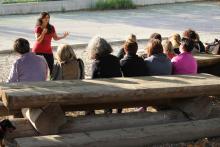 L'universo del benessere femminile al Lago di Bomba