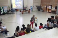 SOS WEB alla Scuola Media Virgilio di Pescara