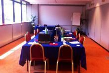 Centro Congressi NH Milano: Aula 14 - vista entrata