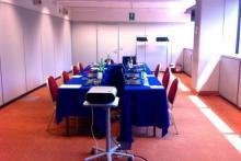 Centro Congressi NH Milano: Aula 14 - vista docente 2