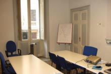 Sede di Roma, Aula 1