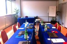 Centro Congressi NH Milano: Aula 14 - vista partecipanti