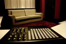 Comfort - Sala di regia