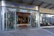 HOTEL DEI CONGRESSI - INGRESSO