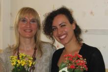 Dott.ssa Selene Grimaudo e Dott.ssa Laura Gulino