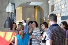 Visita a Viabizzuno- Lighting Design workshop