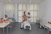 Osteopatia - pratica