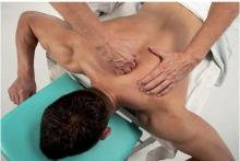 Massaggiatore e CB degli Stabilimenti Idroterapici - pratica