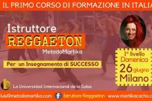 Istruttore Reggaeton Corso di Formazione MetodoMartika Milano