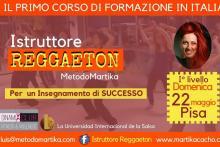 Corso di Formazione Istruttore Reggaeton MetodoMartika Pisa
