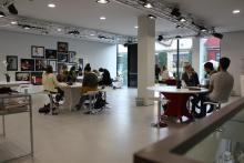 Fashion Design classroom